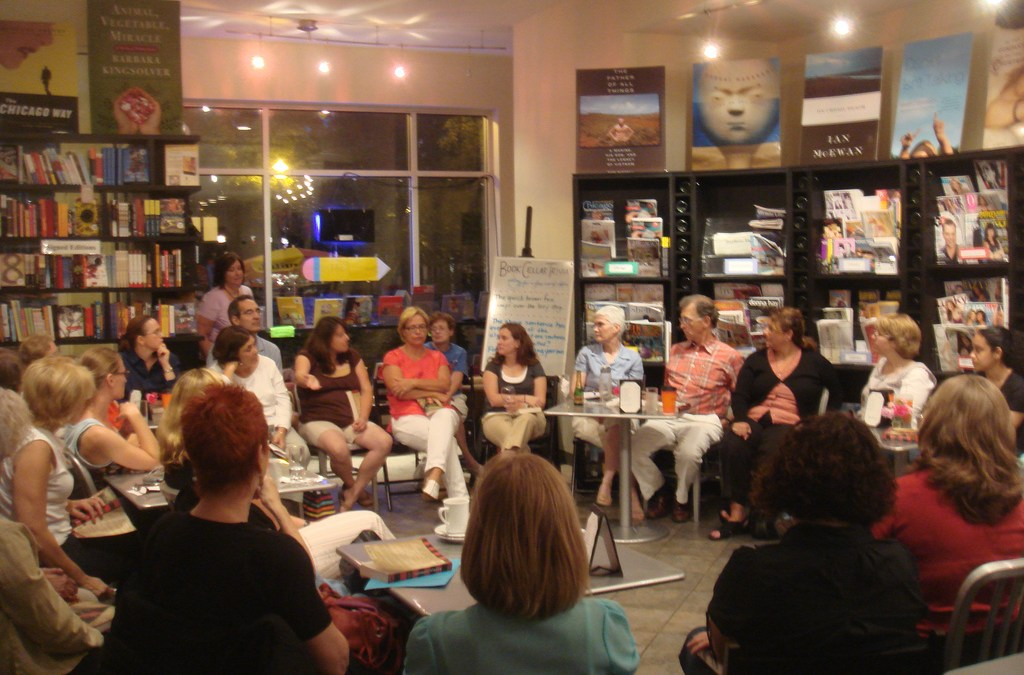 Five Reasons Why Your Company Should Start A Book Club