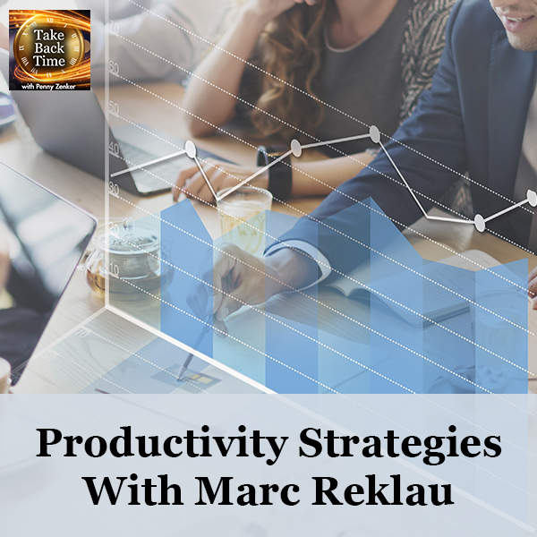Productivity Strategies With Marc Reklau