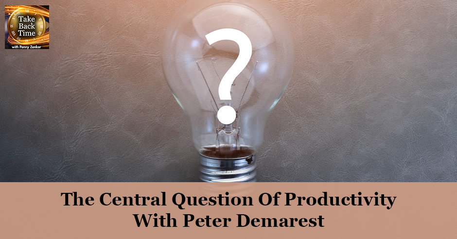 TBT 119   The Central Question