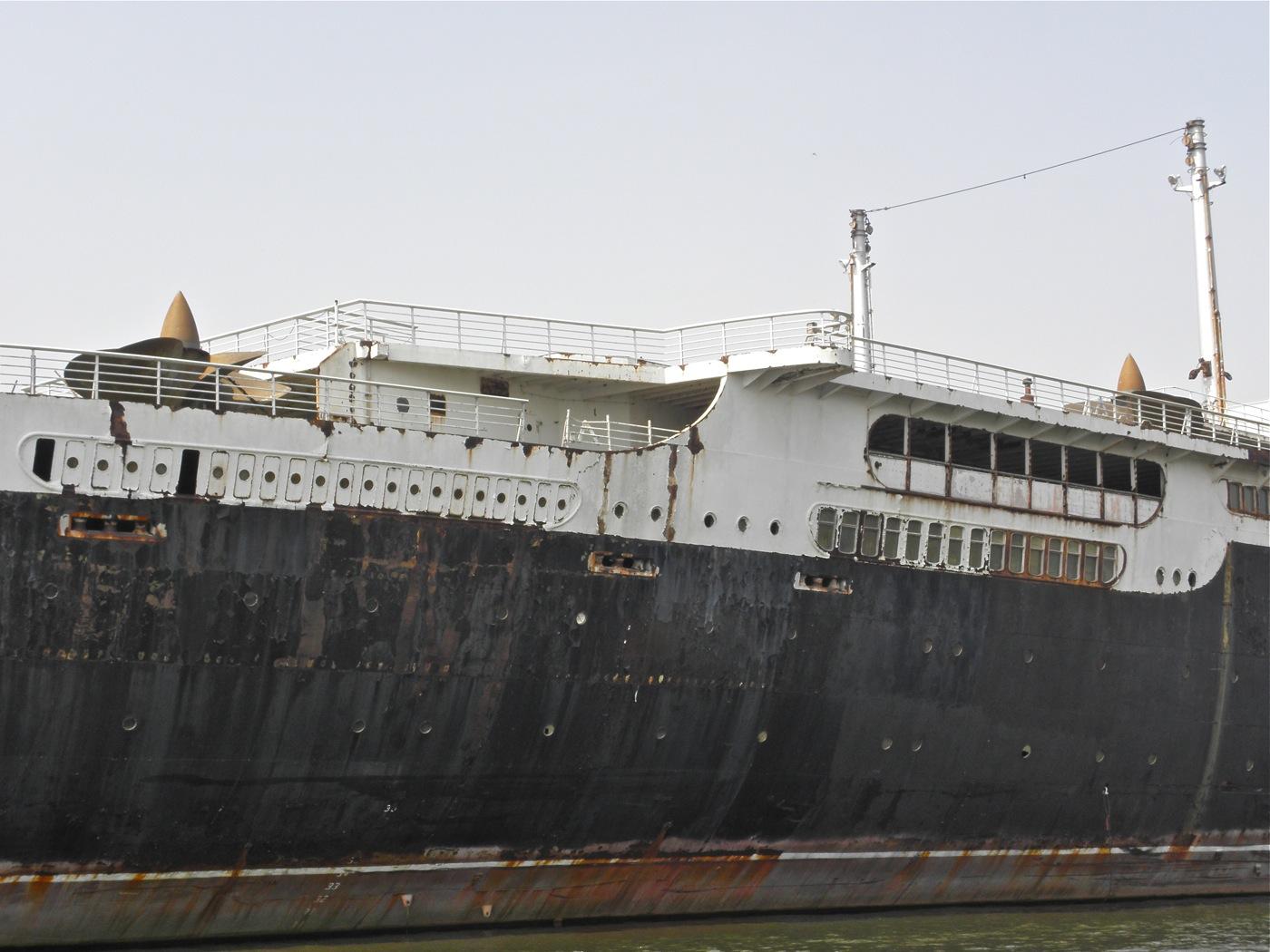 The Delaware S Doomed Ships
