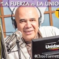 """(AUDIO) UNIDAD """"LA @FuerzaUnionVE"""" con @CHUOTORREALBA - 29.4.2016"""