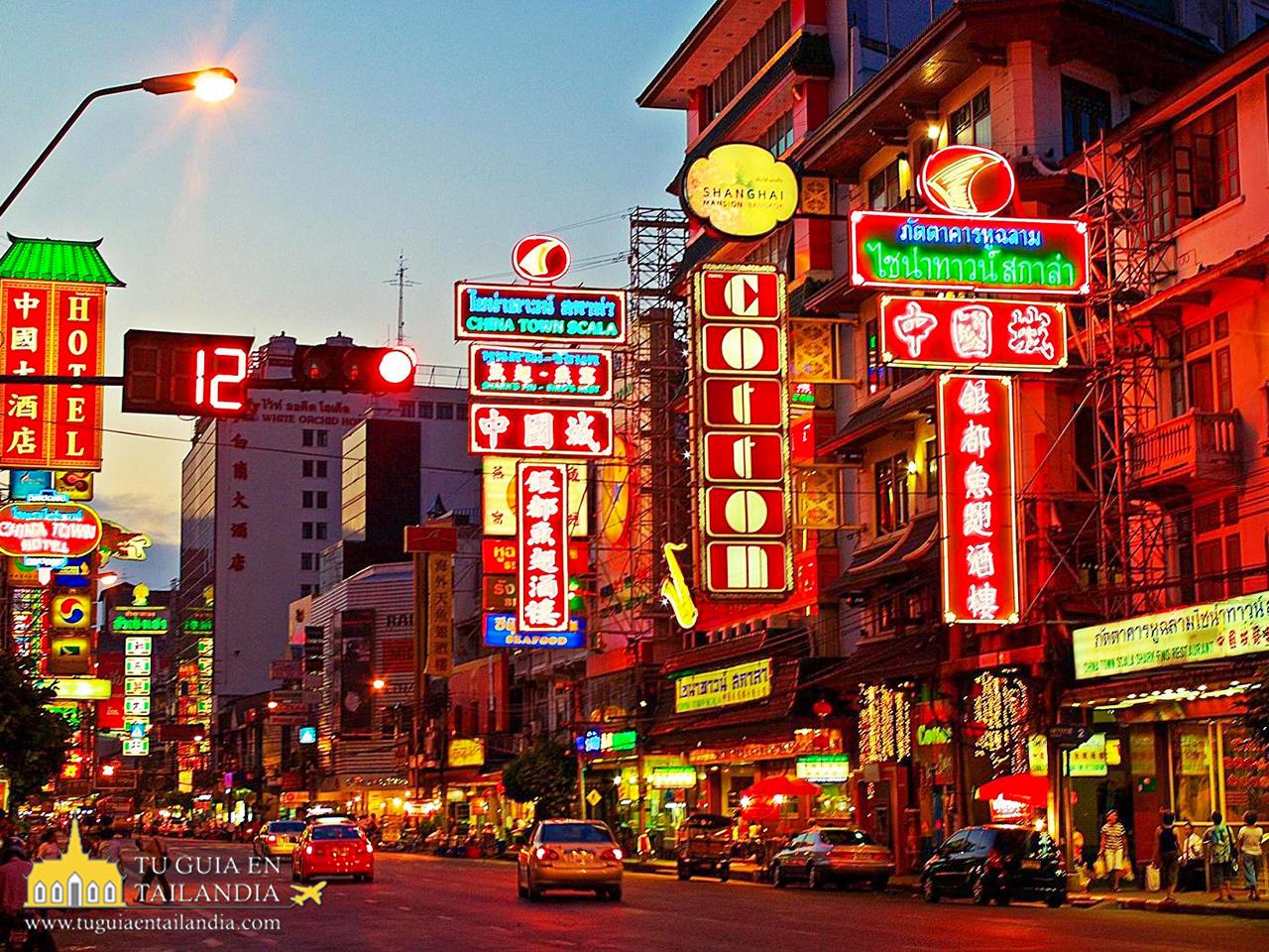 tour gratuito por bangkok
