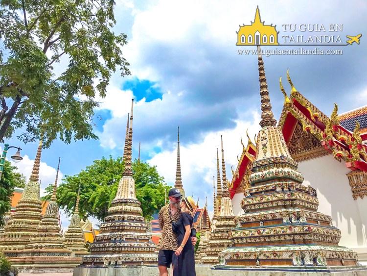 Viajar a Tailandia en Agosto - Tour Esencia de Bangkok.
