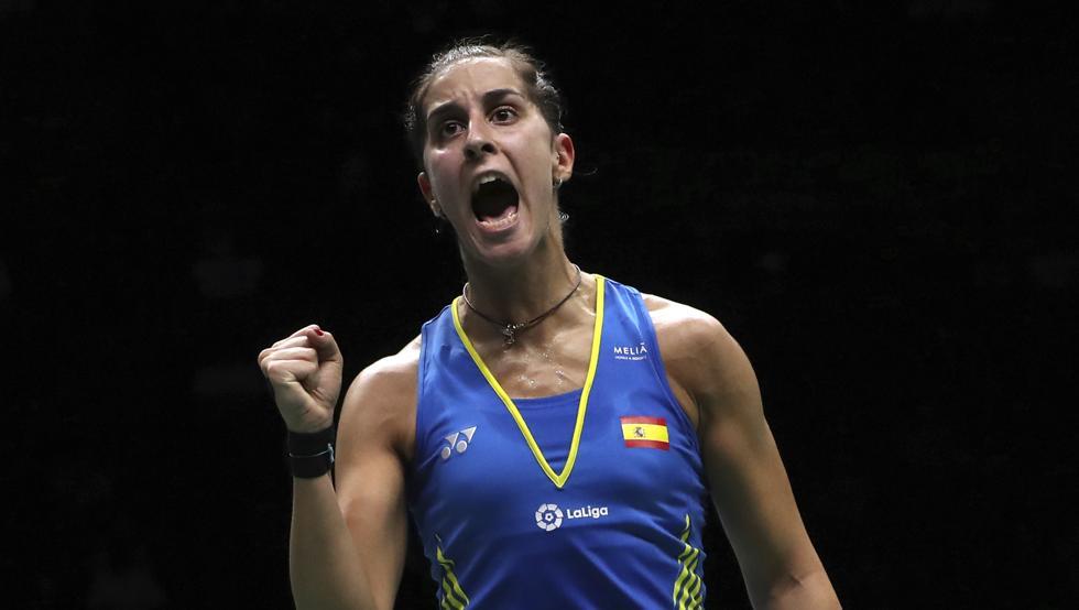CAROLINA MARÍN JUGARÁ LA FINAL DE BÁDMINTON OPEN DE TAILANDIA - Foto ofrecida por Mundo Deportivo.