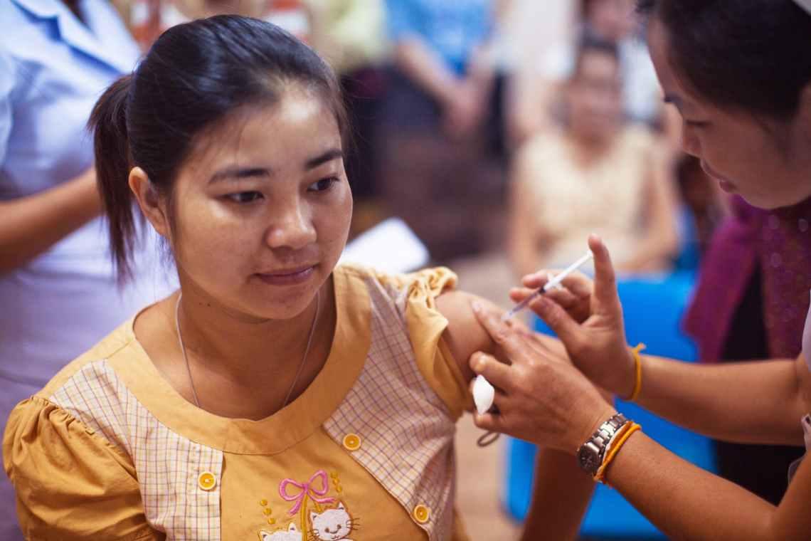 TAILANDIA TIENE COMO OBJETIVO VACUNAR AL 70% DE LA POBLACIÓN PARA SEPTIEMBRE