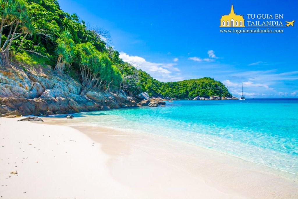 Playas e islas de Tailandia sin gente - Phuket Sandbox