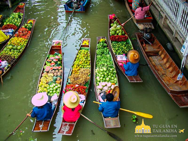 La mejor oferta de Tours por Tailandia