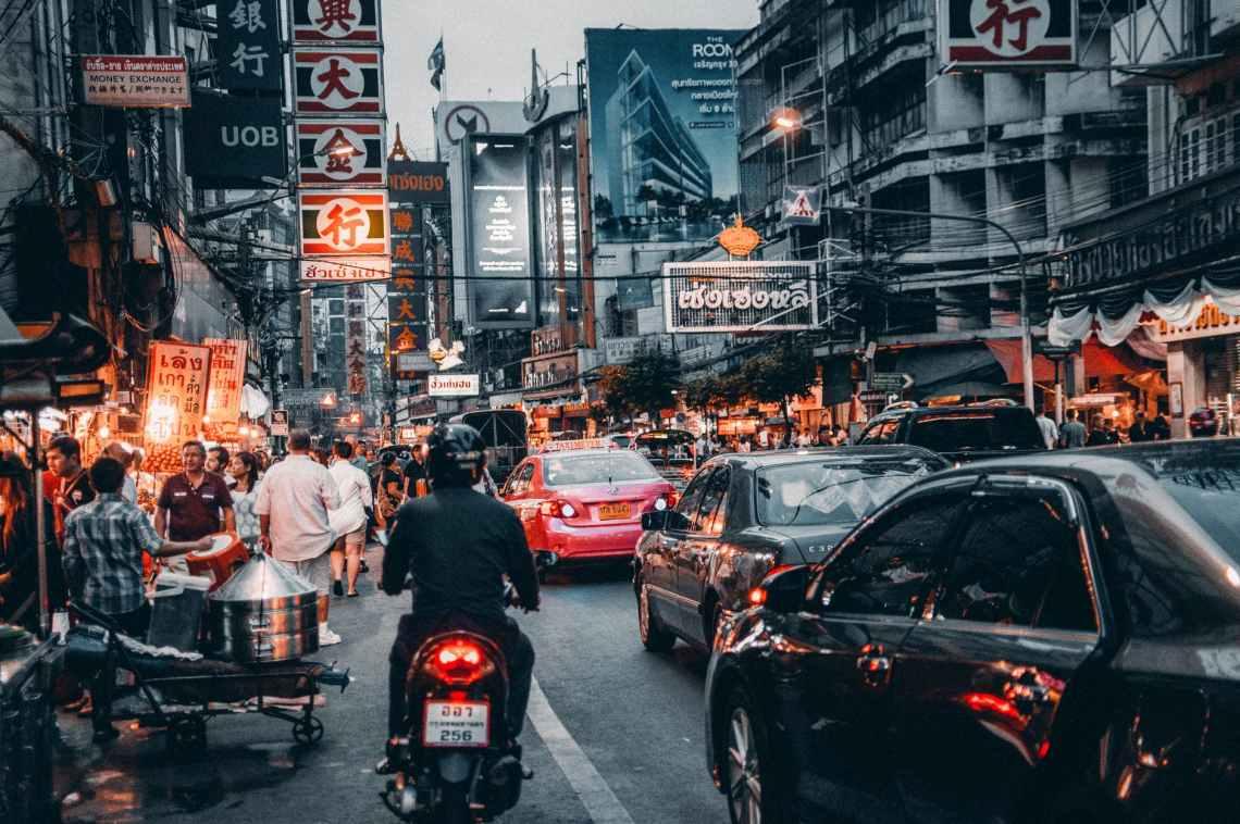 TAILANDIA ESPERA DAR LA BIENVENIDA A LOS TURISTAS A BANGKOK Y LAS PRINCIPALES CIUDADES EL PRÓXIMO MES