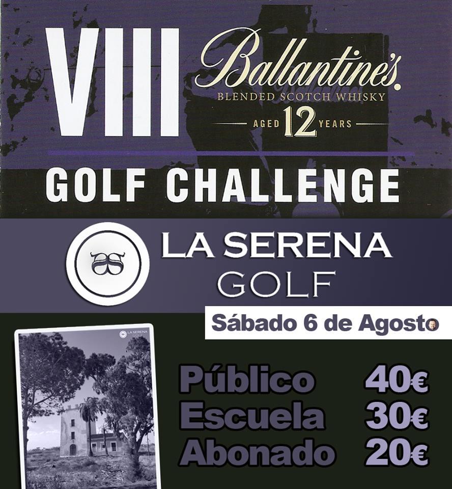 6 AGO – La Serena