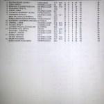 161119 HDA, Clasificación Categoría Damas
