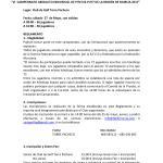 170527 TPA, Reglamento del torneo (1)