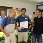180811 SER, Clasificación 2ª Categoría Universal Golf, 1º Clasificado