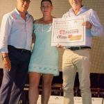180714 FON, Premio Birdie Damas - Natural (Hoyo 4)