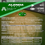 180902 ALE, Cartel del torneo