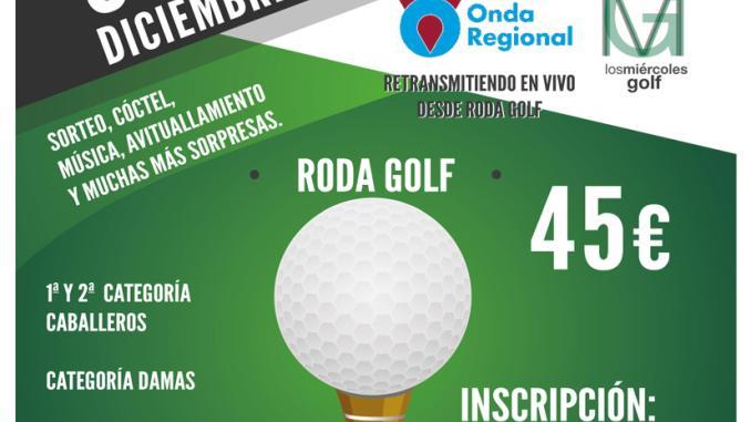 181202 ROD, Cartel del torneo