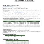 181216 TPA, Reglamento del torneo (1)
