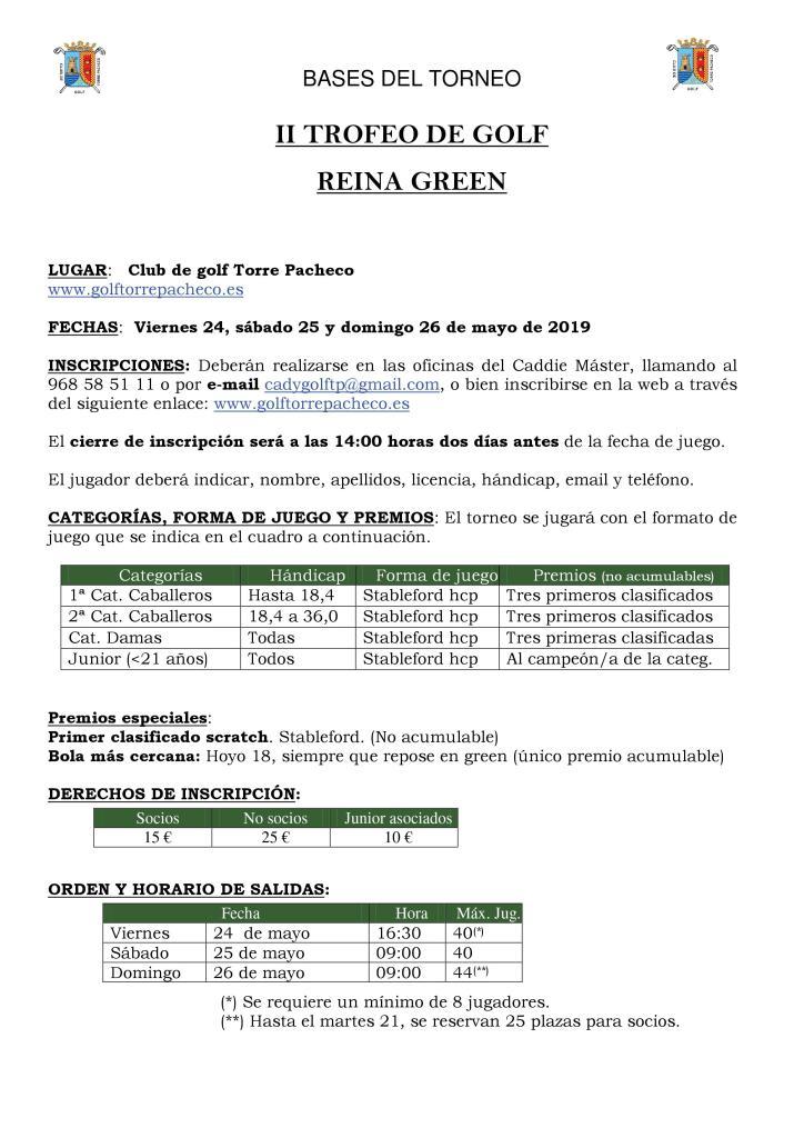 190526 TPA, Reglamento del torneo (1)