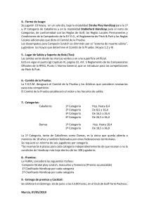 190615 TPA, Reglamento del torneo (2)