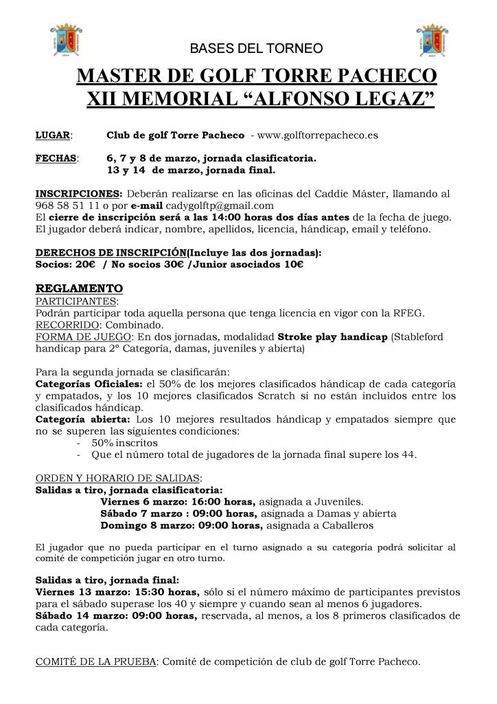 200314 TPA, Reglamento (1)