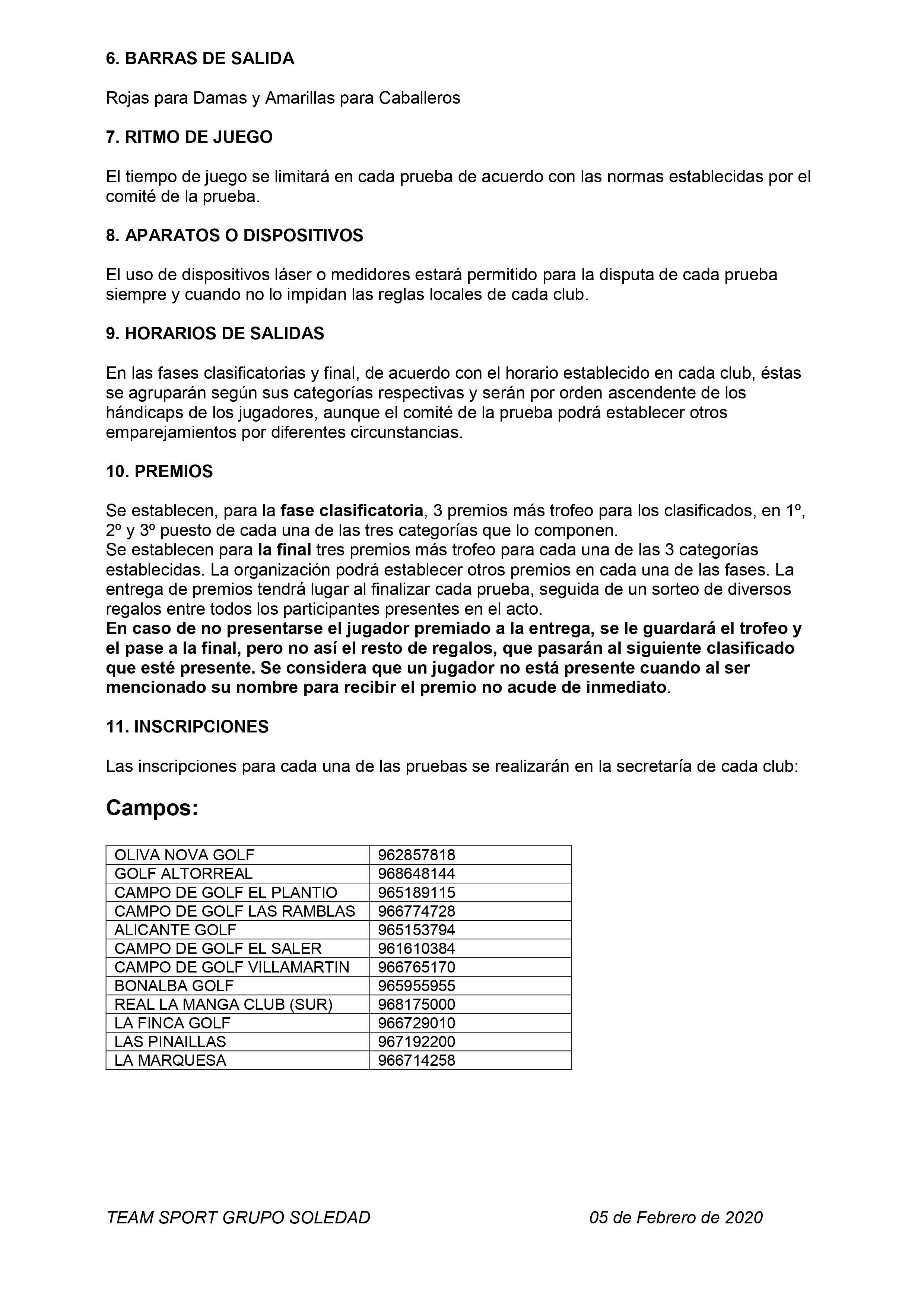 200328 PLA, Reglamento del circuito (3)