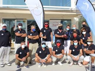 201004 ALH, Equipo del Lorca Club de Golf, Ganador de la Ryder