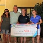 210724 HDA, Donación a la Asociación Española del Síndrome Wolf-Hirschhorn