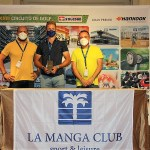 210710 LMS, Premio especial hoyo 18