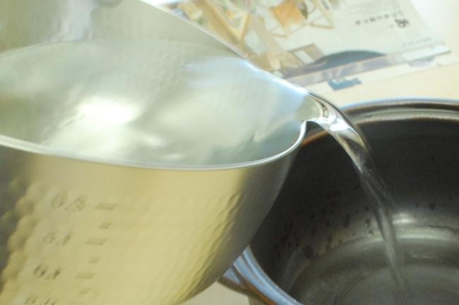 ベルメゾン雪平鍋