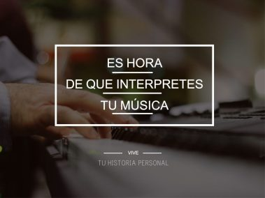 Interpreta tu musica