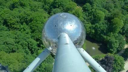 Atomium Bruselas (26)