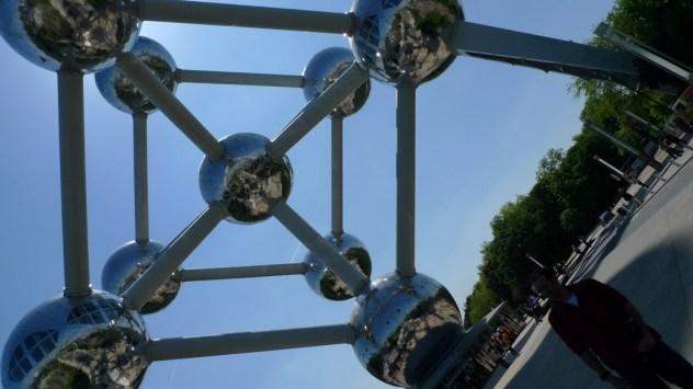 Atomium Bruselas (62)