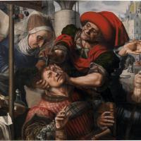 Cuadros inquietantes en el Museo del Prado, Madrid