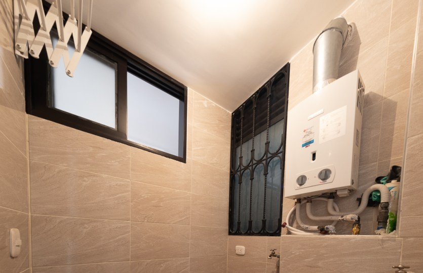 Patio de ropas - Apartamento para la renta Ciudad Verde