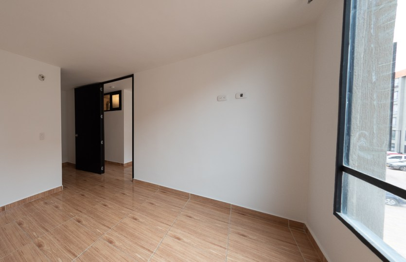 Habitación principal - Apartamento para la renta Ciudad Verde