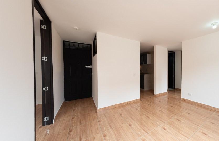 Sala - Apartamento para la renta Ciudad Verde