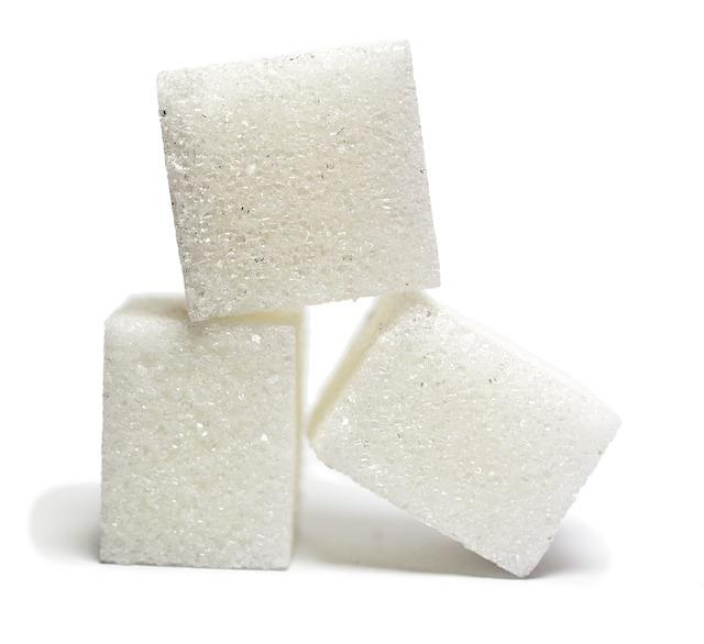 ¿Sabes cuánta azúcar hay en los alimentos y bebidas que consumimos?