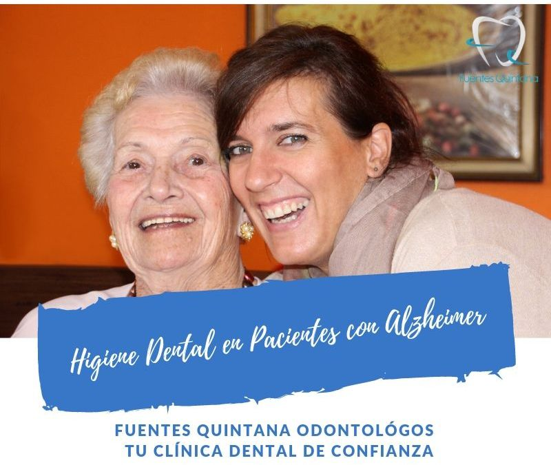 Higiene Bucal en pacientes con Alzheimer