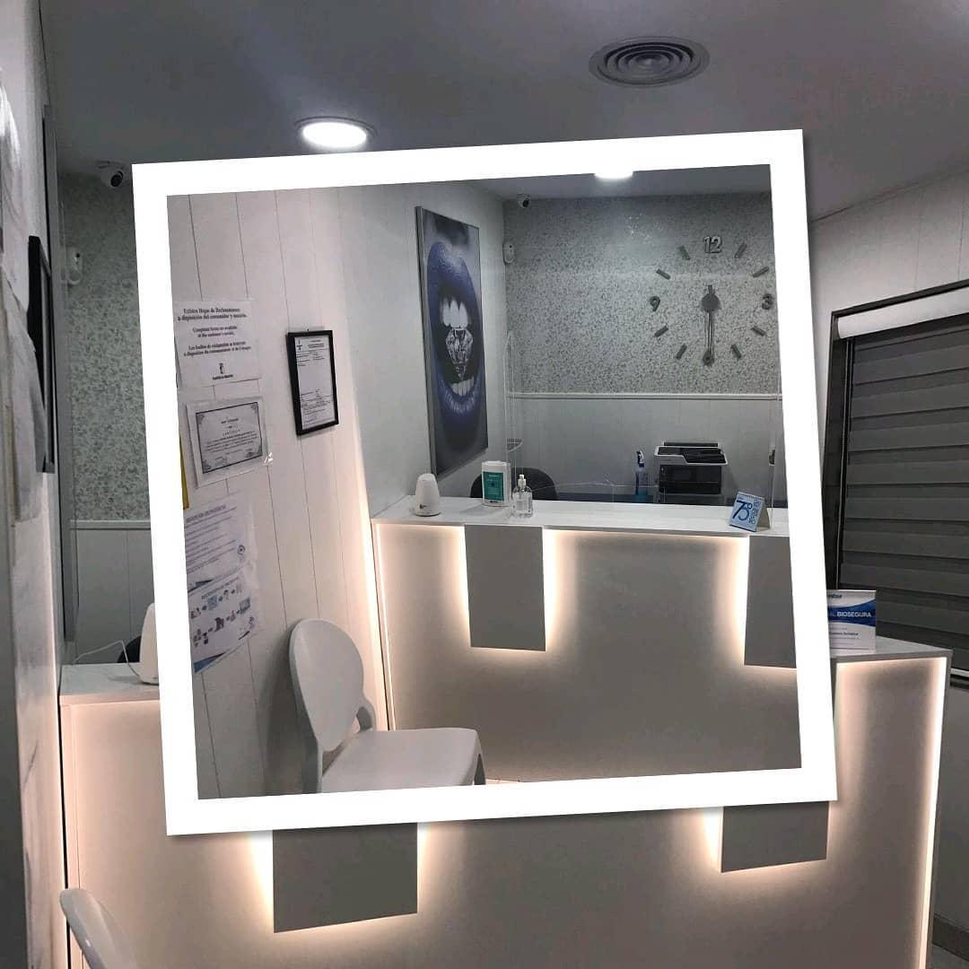 Clínica dental Fuentes Quintana estrena recepción - Odontólogos Guadalajara