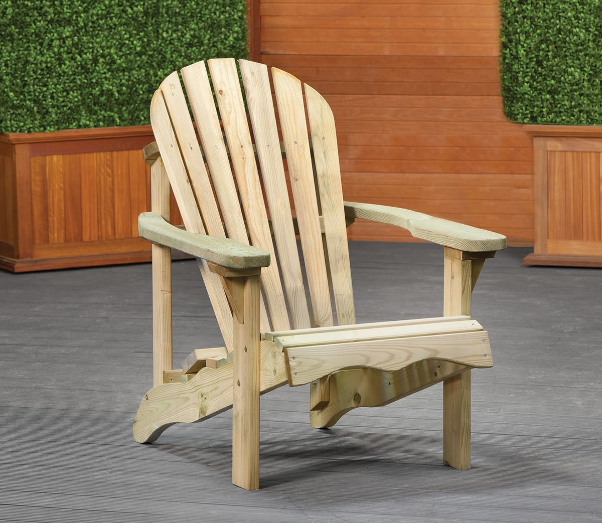 Garden Chair Miami Adirondack Garden Chair