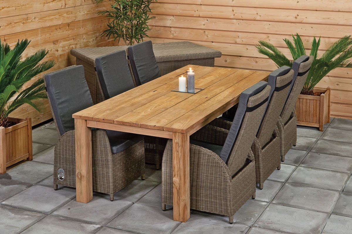 Outside Tables And Chairs Outdoor Dining Set Create Your Own