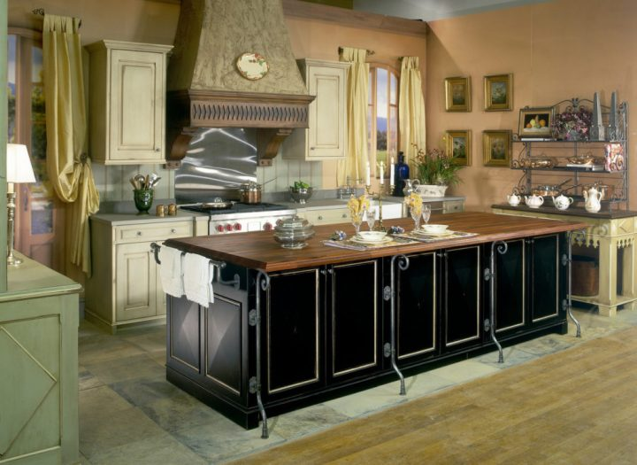 Classic-vintage-kitchen-design-accessories