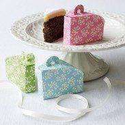 Vintage Design Cake Boxes