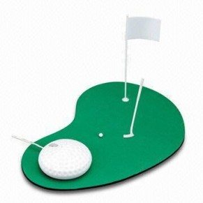 gadget_usb_strong_style_color_b82220_golf_strong_ball_optical_mouse_set_includes_mouse_pad_strong_style_color_b82220_mini_strong_t