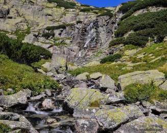 TATRZAŃSKA ŁOMNICA -na szlaku w kierunku wodospadu Skok