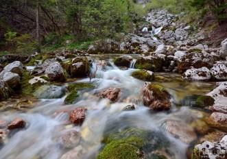 SOCA - źródła rzeki
