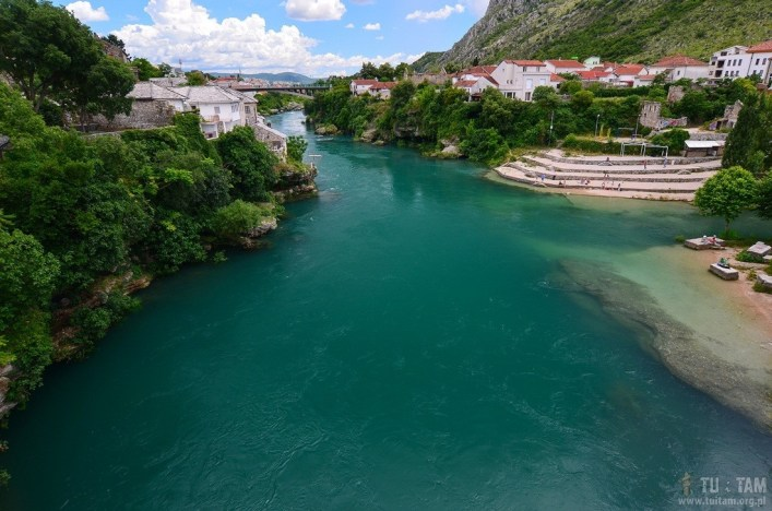 Mostar - stare miasto