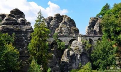 BASTEI - kamienny most