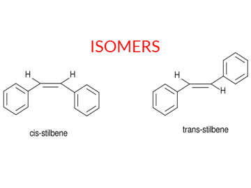 Determination of configuration of cis-trans Isomers chemical method