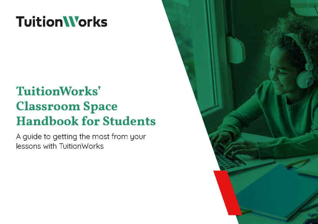 Classroom Space Handbook for Students