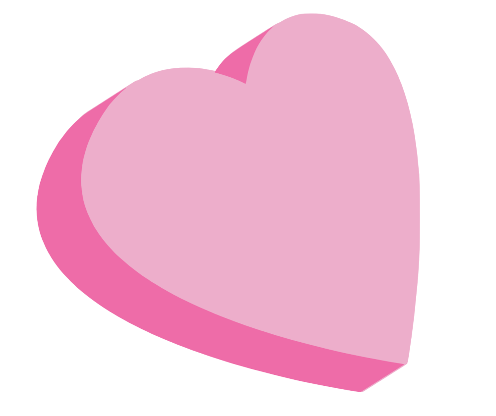 candy heart svg